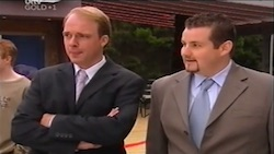 Tim Collins, Toadie Rebecchi in Neighbours Episode 4688