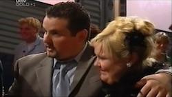 "Toadie Rebecchi, Genevieve ""Eva"" Doyle in Neighbours Episode 4688"