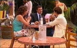 Liljana Bishop, Paul Robinson, Susan Kennedy in Neighbours Episode 4711