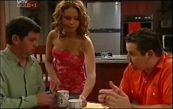 David Bishop, Serena Bishop, Toadie Rebecchi in Neighbours Episode 4711