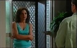 Liljana Bishop, David Bishop in Neighbours Episode 4711