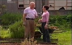 Harold Bishop, Gabrielle Walker in Neighbours Episode 4711