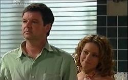 David Bishop, Serena Bishop in Neighbours Episode 4711