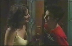 Liljana Bishop, Stingray Timmins in Neighbours Episode 4712