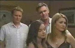 Max Hoyland, Bobby Hoyland, Summer Hoyland, Izzy Hoyland in Neighbours Episode 4712