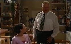 Gabrielle Walker, Harold Bishop in Neighbours Episode 4713