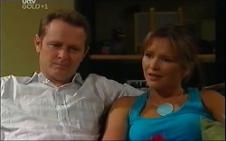 Max Hoyland, Steph Scully in Neighbours Episode 4713