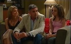 Izzy Hoyland, Bobby Hoyland, Summer Hoyland in Neighbours Episode 4713