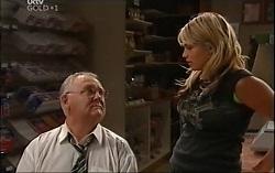 Harold Bishop, Sky Mangel in Neighbours Episode 4713