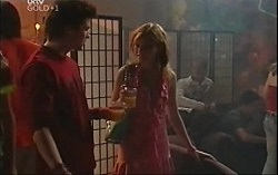 Mike Pill, Janae Timmins in Neighbours Episode 4713