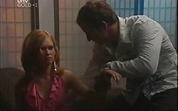 Janae Timmins, Chris Cousens in Neighbours Episode 4713