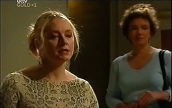 Janelle Timmins, Lyn Scully in Neighbours Episode 4714