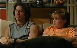 Dylan Timmins, Bree Timmins in Neighbours Episode 4714