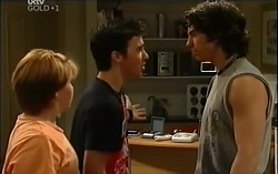 Bree Timmins, Stingray Timmins, Dylan Timmins in Neighbours Episode 4714