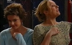 Lyn Scully, Janelle Timmins in Neighbours Episode 4714