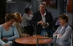Lyn Scully, Janelle Timmins, Bobby Hoyland, Susan Kennedy in Neighbours Episode 4714