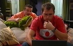 Toadie Rebecchi, Stuart Parker in Neighbours Episode 4715