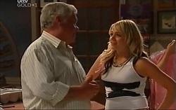 Lou Carpenter, Sky Mangel in Neighbours Episode 4715