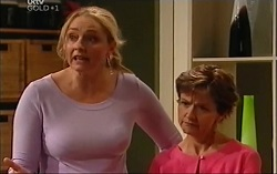 Janelle Timmins, Susan Kennedy in Neighbours Episode 4715