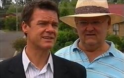 Paul Robinson, Harold Bishop in Neighbours Episode 4716