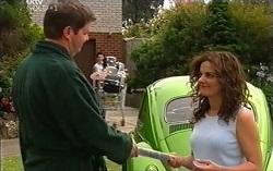 David Bishop, Stingray Timmins, Liljana Bishop in Neighbours Episode 4716
