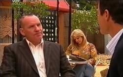 Tony Corbett, Paul Robinson in Neighbours Episode 4716