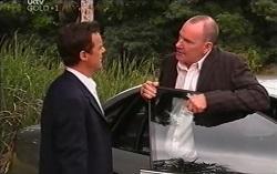 Paul Robinson, Tony Corbett in Neighbours Episode 4716