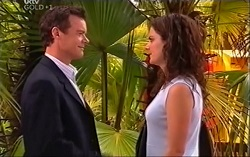 Paul Robinson, Liljana Bishop in Neighbours Episode 4717