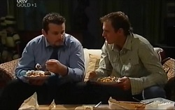 Toadie Rebecchi, Stuart Parker in Neighbours Episode 4717