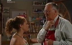 Serena Bishop, Harold Bishop in Neighbours Episode 4717