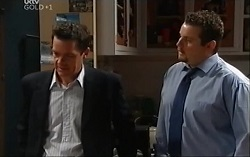 Paul Robinson, Toadie Rebecchi in Neighbours Episode 4717