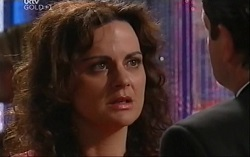 Liljana Bishop, David Bishop in Neighbours Episode 4717