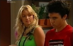 Sky Mangel, Stingray Timmins in Neighbours Episode 4723