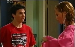 Stingray Timmins, Janae Timmins in Neighbours Episode 4723