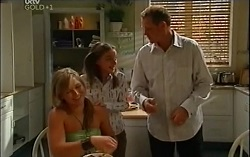 Steph Scully, Summer Hoyland, Max Hoyland in Neighbours Episode 4724
