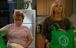 Bree Timmins, Janelle Timmins in Neighbours Episode 4724