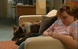 Harvey, Bree Timmins in Neighbours Episode 4724