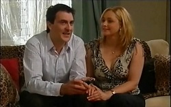 Billy Marchant, Janelle Timmins in Neighbours Episode 4724