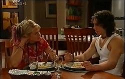 Sky Mangel, Dylan Timmins in Neighbours Episode 4724