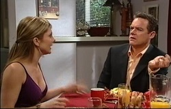 Izzy Hoyland, Paul Robinson in Neighbours Episode 4938