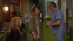 Steph Scully, Sonya Rebecchi, Karl Kennedy in Neighbours Episode 7271