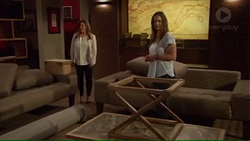 Terese Willis, Amy Williams in Neighbours Episode 7271
