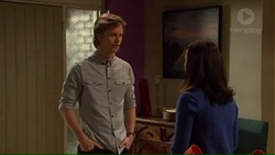 Daniel Robinson, Imogen Willis in Neighbours Episode 7271