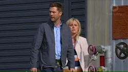 Mark Brennan, Lauren Turner in Neighbours Episode 7271