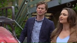 Daniel Robinson, Amy Williams in Neighbours Episode 7271