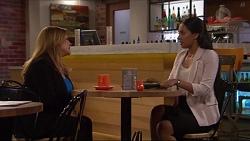 Terese Willis, Shay Daeng in Neighbours Episode 7272