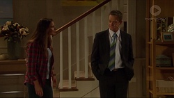Amy Williams, Paul Robinson in Neighbours Episode 7272