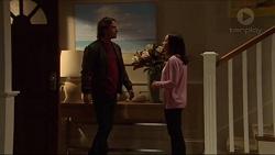 Brad Willis, Imogen Willis in Neighbours Episode 7272