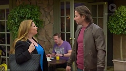 Terese Willis, Brad Willis in Neighbours Episode 7272