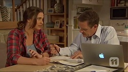 Amy Williams, Paul Robinson in Neighbours Episode 7273